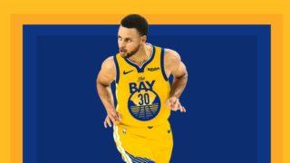Image de l'article Nike et les Golden State Warriors présentent le maillot Statement 2019-2020 : pour les gros matchs!