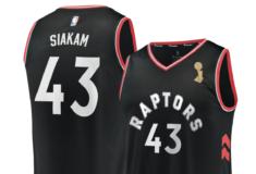 Image de l'article Nike et les Toronto Raptors présentent le maillot Statement 2019-2020 : pour les gros matchs !
