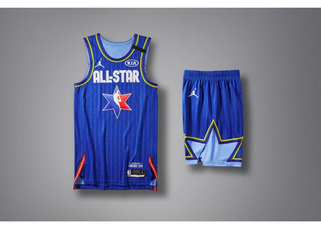 maillot all star game 2020 team lebron