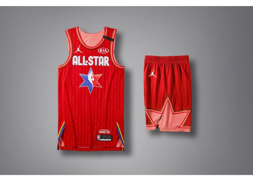 maillot all star game 2020 team giannis