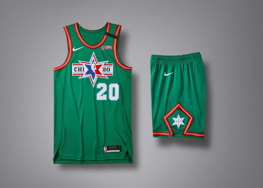 maillot celibrity game 2020