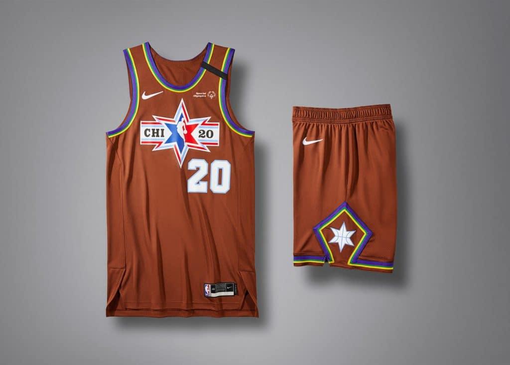 maillot nba care 2020