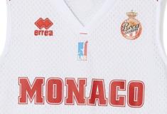 Image de l'article Erreà présente les maillots 2019-2020 de l'AS Monaco Basket