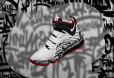 Image de l'article La LeBron 17 Graffiti débarque fin juin chez Nike !