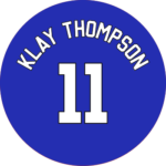 Les équipements de Klay Thompson