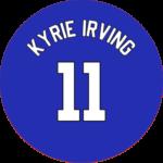 Les équipements de Kyrie Irving
