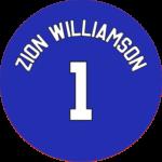 Les équipements de Zion Williamson