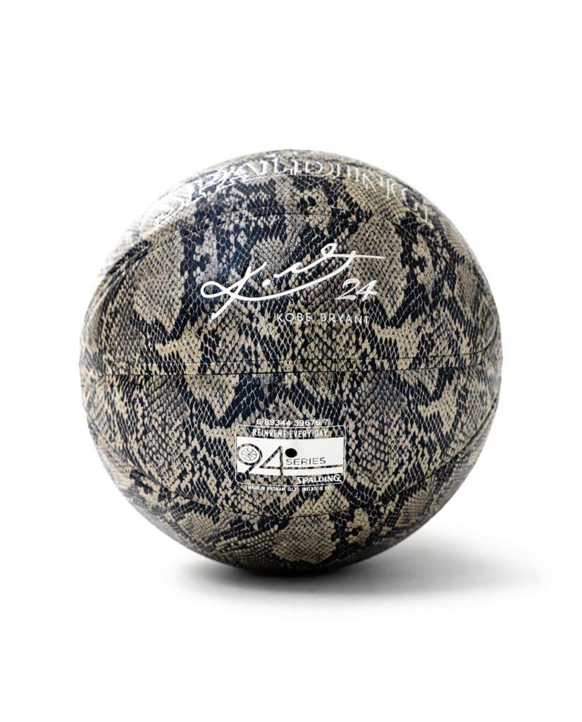Spalding Kobe 94 Series Silver