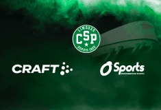Image de l'article Craft, nouvel équipementier du CSP Limoges