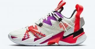 Image de l'article La Jordan Why Not Zer0.3 sort 3 nouveaux coloris : Flash Crimson, Atomic Orange et Primary Colors