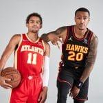 Nike et les Atlanta Hawks présentent les maillots 2020-2021
