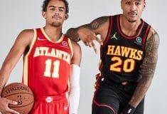 Image de l'article Nike et les Atlanta Hawks présentent les maillots 2020-2021