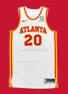 Association Edition du Atlanta Hawks