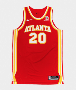 Icon Edition du Atlanta Hawks