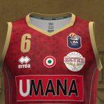 À l'issue d'un concours, Erreà dévoile le maillot officiel du club de Venise pour la saison 2020-2021