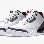 La Air Jordan 3 Retro SE Fire Red Denim disponible le 27 août