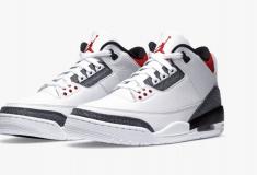 Image de l'article La Air Jordan 3 Retro SE Fire Red Denim disponible le 27 août