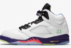 Image de l'article La Air Jordan 5 Retro « Ghost Green » bientôt disponible, en référence au Prince de Bel-Air