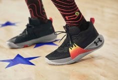 Image de l'article Under Armour et Joel Embiid annoncent la sortie de la première chaussure signature du joueur!