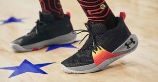 Image de l'article Under Armour Embiid 1 Origin : la première chaussure signature de Joel Embiid dévoilée!