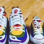 Des chaussures WNBA customisées au service de la justice sociale : à la découverte de «My Kicks My Cause»