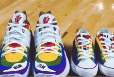 Image de l'article Des chaussures WNBA customisées au service de la justice sociale : à la découverte de «My Kicks My Cause»