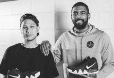 Image de l'article Kybrid S2 de Nike : le meilleur des Kyrie 4, 5 et 6 sur une seule chaussure