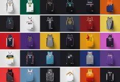 Image de l'article TOP 15 des maillots de joueurs NBA les plus populaires de la saison