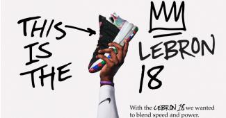 Image de l'article LeBron 18 : 4 coloris officiellement dévoilés par Nike