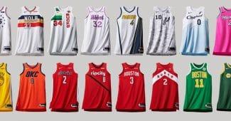 Image de l'article Maillots NBA : comment repérer un fake ?