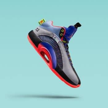 Chaussure actuelle de Michael Jordan