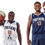 Les nouveaux maillots du Poitiers Basket 86 dévoilés par Vestiaire du Sport
