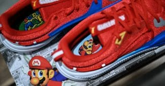 Image de l'article Une Puma RS-Dreamer Super Mario 64 disponible chez Puma