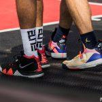 Choisir sa chaussure de basket : les différences entre chaussures indoor et outdoor