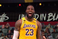 Image de l'article L'histoire des maillots de LeBron James en NBA