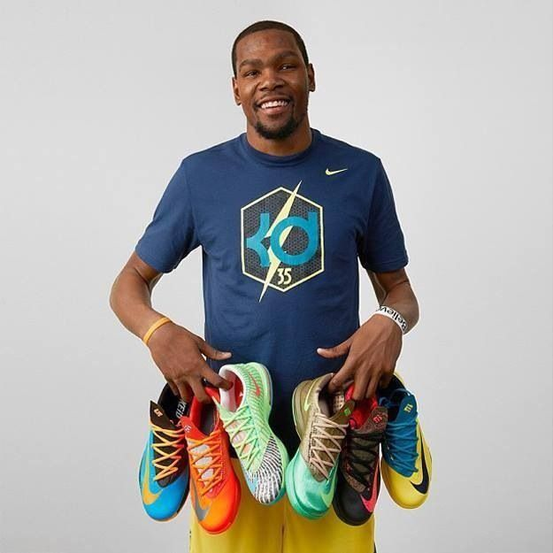 kevin durant nike