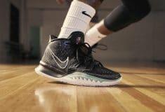 Image de l'article Kyrie 7 : Nike officialise la dernière chaussure signature de Kyrie Irving