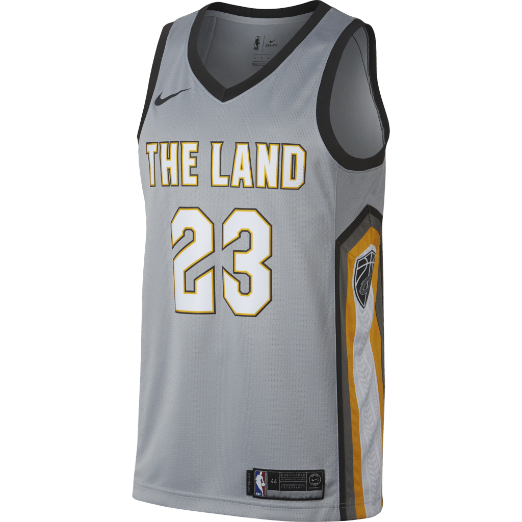 maillot lebron james cleveland cavaliers nike city edition