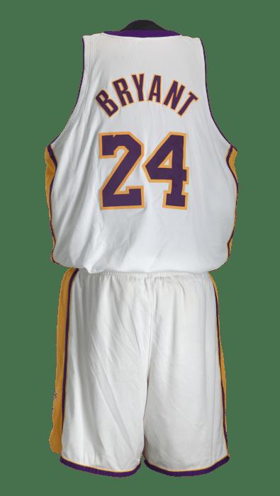 maillot kobe bryant smithsonian museum