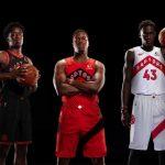 On découvre les nouveaux maillots des Toronto Raptors pour 2020-2021!