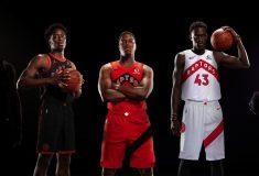 Image de l'article On découvre les nouveaux maillots des Toronto Raptors pour 2021 !