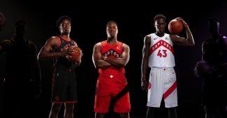 Image de l'article On découvre les nouveaux maillots des Toronto Raptors pour 2020-2021!