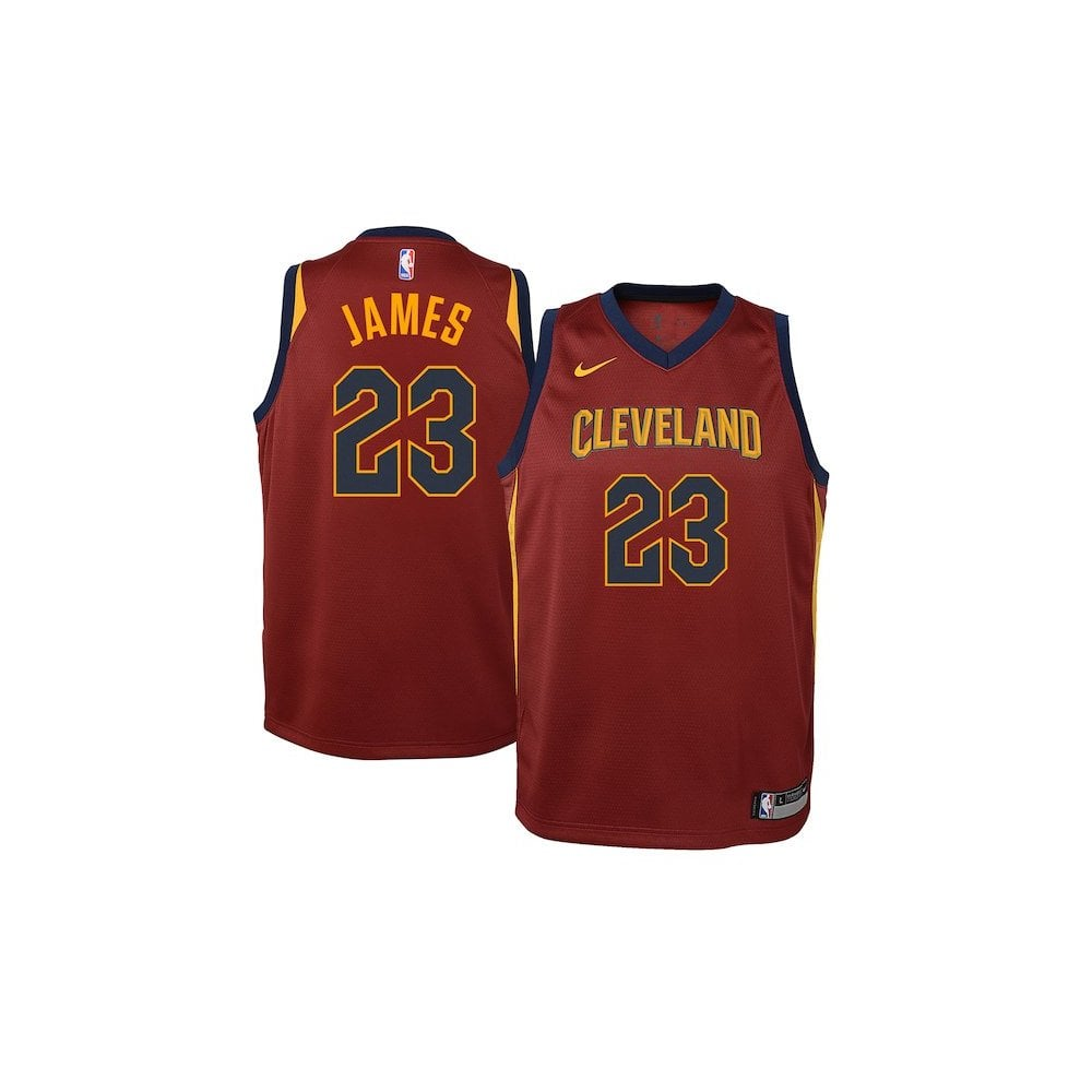 maillot lebron james cleveland cavaliers icon edition nike