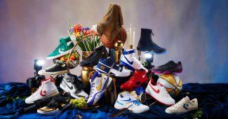 Image de l'article Infographie : Top 10 des chaussures les plus portées en NBA en 2019-2020