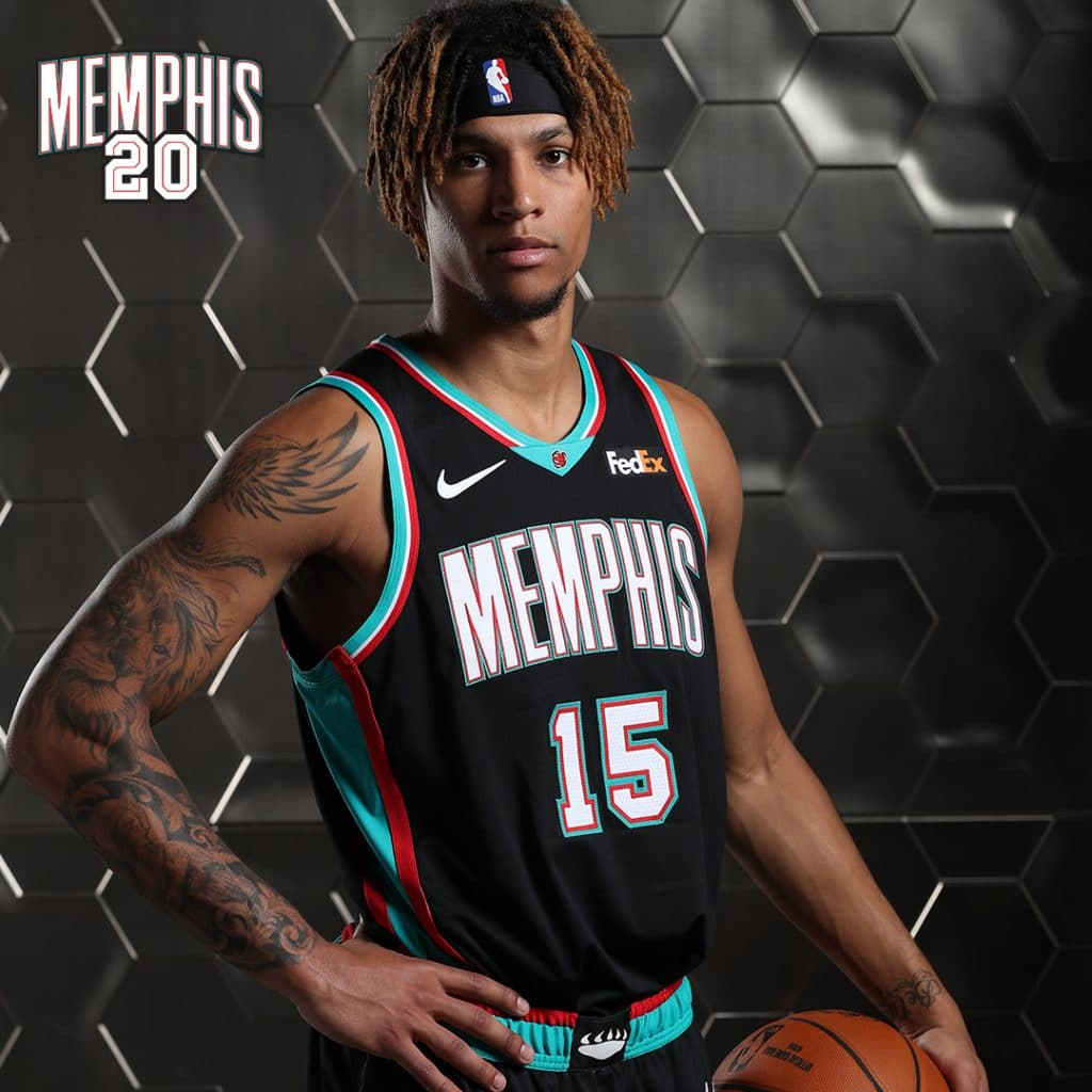 maillot city newmemphis grizzlies2020 2021