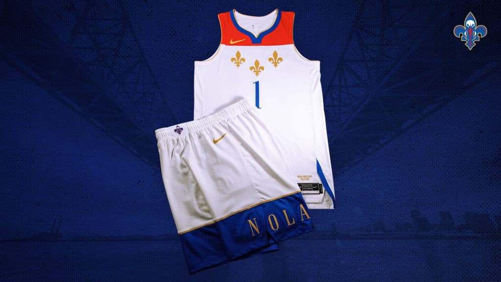 maillot city new orleans pelicans 2020 2021