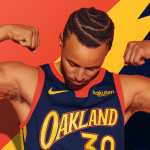 Le maillot City des Warriors dévoilé : un hommage à l'épopée «We Believe» et à Oakland