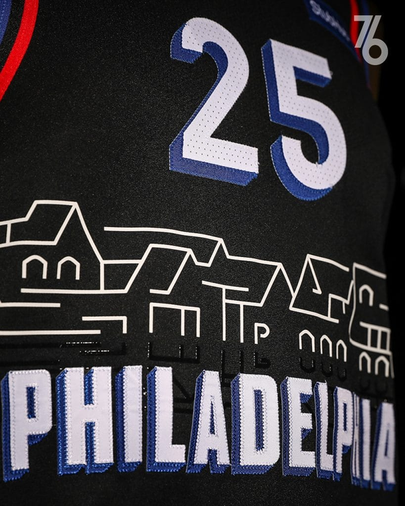 maillot city philadelphia sixers 2020 2021 76ers nike
