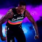 Maillot City des Spurs : le retour du maillot «Fiesta»