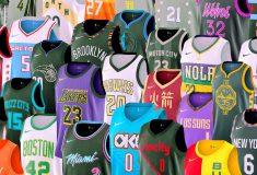 Image de l'article Tous les maillots City NBA 2020-2021 officiellement dévoilés